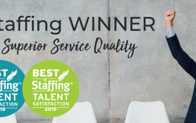 The McIntyre Group Receives Best of Staffing Recognition